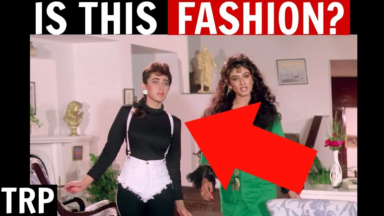 5 Worst Fashion Blunders Costume Design In Bollywood Movies Youtube