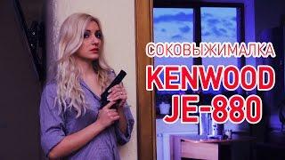 Обзор соковыжималки Kenwood JE-880 | Palladium.ua(Видеообзор соковыжималки Kenwood JE-880 Цена и наличие: ..., 2015-06-02T10:22:29.000Z)