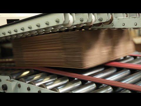 High performing elastomer belts for Carton Folding