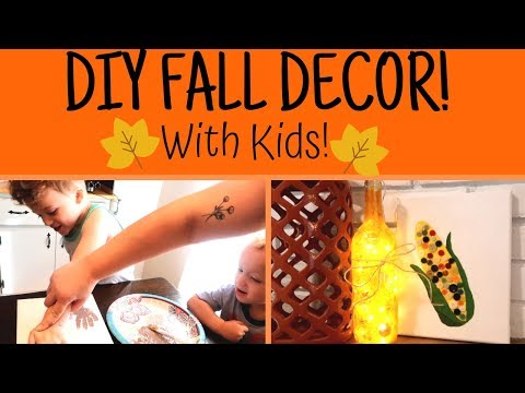 fall-diy-decor-crafts!-autumn-home-projects-for-kids-and-adults!