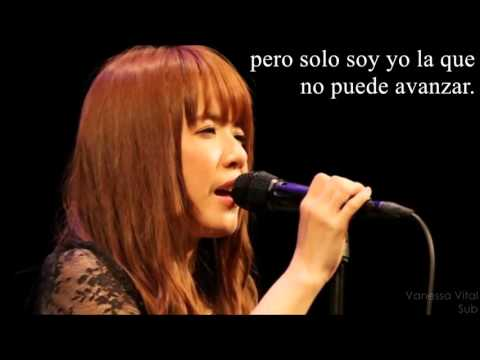 Fujita Maiko~Oborozuki (おぼろ月) Sub español | LIVE
