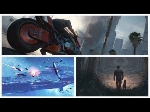 Геймплей Cyberpunk 2077, анонс Homeworld 3, свечи Skyrim,  оценки Blair Witch | Игровые новости