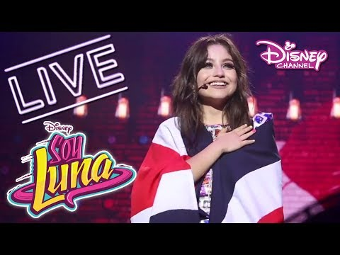 SOY LUNA - Backstage in Costa Rica 💃🎉 | Disney Channel