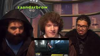 Star Wars The Clone Wars Season 7 Trailer #2 REACTION!!