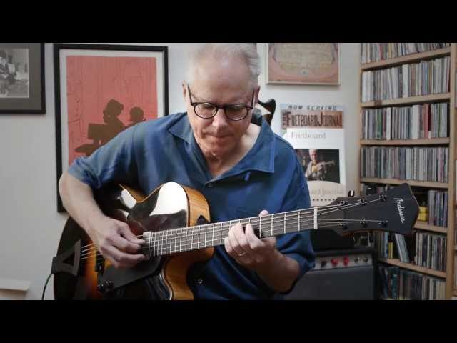 "Bill Frisell - ""St Louis Blues"" Solo"