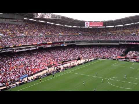 USA x GERMANY - RFK Stadium - Tour