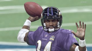 Walter Payton THROWING TOUCHDOWN PASSES! Madden 16 Ultimate Team Gameplay