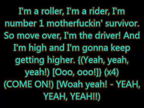 "Saliva - ""Survival Of The Sickest"" lyrics"