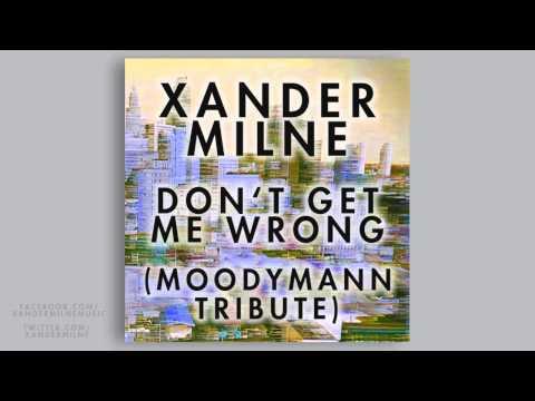 Xander Milne - Don't Get Me Wrong (Moodymann Tribute)