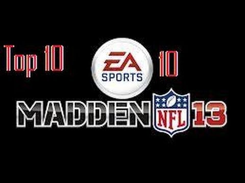 Top 10 NFL rivalries in Madden 13: #10 Broncos vs. Chargers (Part 1)