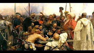 Чи була українська мова за часів козаччини? Історія виникнення української мови. 1частина