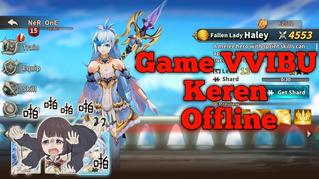 Offline Games Anime