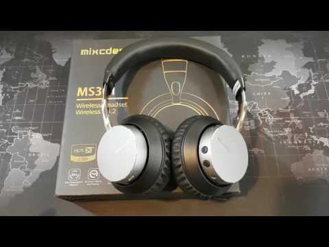 Mixcder MS301 -  Premium Bluetooth Headphones