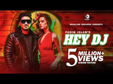 Hey Dj | Official Video | Fahim Islam | Ritu Pathak | Vikram Nagi | DeadLine Records