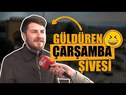 Samsun Sokak Röportajları: Güldüren Çarşamba şivesi!