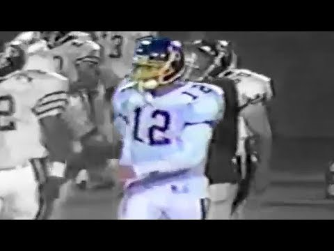 Tom Brady High School Highlights