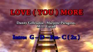 Love (You) More w/ lyrics and chords ( Demo Copy ) - Pilgrims Band