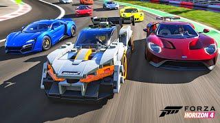 المشاركة في سباق العمالقة خاص بالسيارات السريعة فورزا هورايزن 4 | Forza Horizon 4