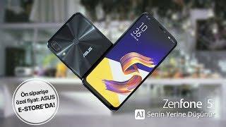 ZenFone 5 Türkiye'de!