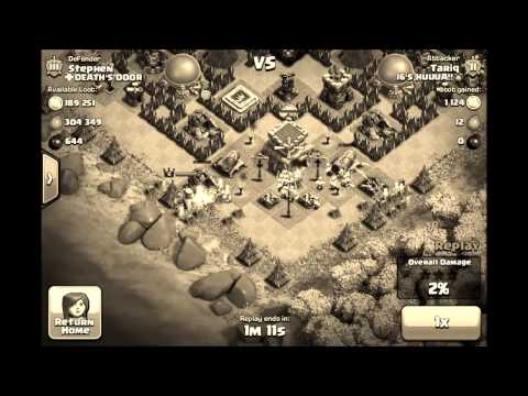 The BEST Town Hall 8 Base- Stephen's Trap Network