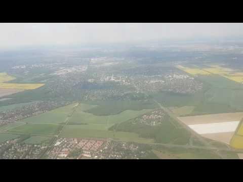 Take off from Berlin Schönefeld Airport (SXF) - Ryanair flight to Bratislava Airport (BTS)
