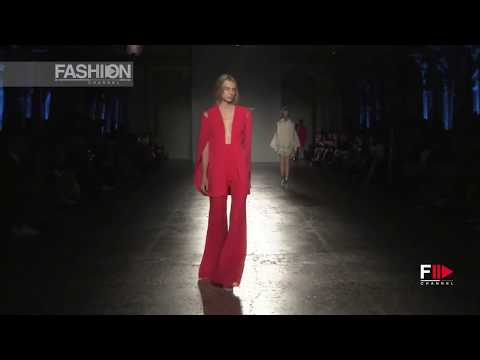 GENNY Full Show Spring Summer 2017 Milan by Fashion Channel
