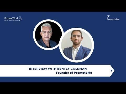 Interview with Bentzy Goldman of PremoteMe