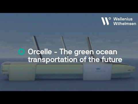 The green ocean transportation of the future