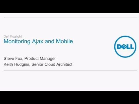 Monitoring AJAX Applications - O'Reilly Webcast