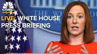 WATCH LIVE: White House press briefing - 3/5/2021