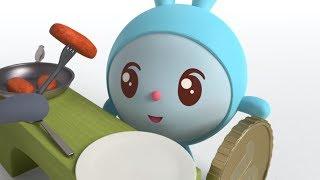Малышарики - Колокольчик (Новая серия 102) Мультики для самых маленьких