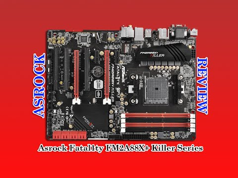 Driver for ASRock Fatal1ty FM2A88X+ Killer Motherboard
