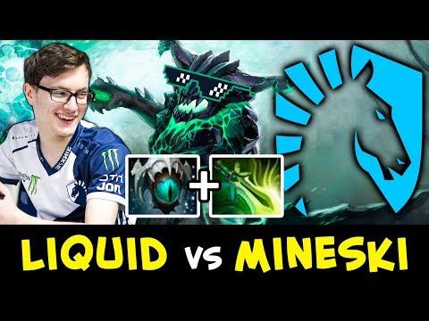 Miracle Skadi + Butterfly OD counter Ursa — Liquid vs Mineski