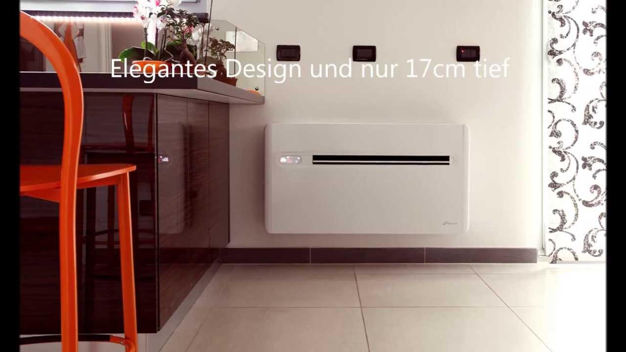 klimager t ohne ausseneinheit gruber gruber geb udetechnik youtube. Black Bedroom Furniture Sets. Home Design Ideas