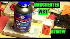 Winchester WST Powder Review by JSD Arms