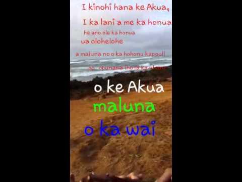 Hawaiian Baibala Hemolele Genesis 1