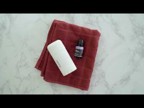 Améo essential oils to create Deodorant