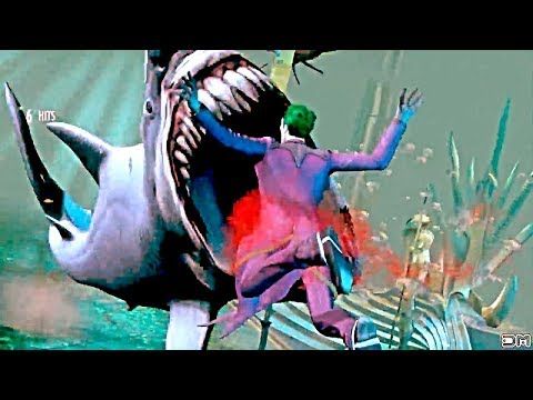 Injustice Gods Among Us All Super Moves on The Joker Ultimate Edition PC 60FPS 1080p