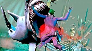 Repeat youtube video Injustice Gods Among Us All Super Moves on The Joker Ultimate Edition PC 60FPS 1080p