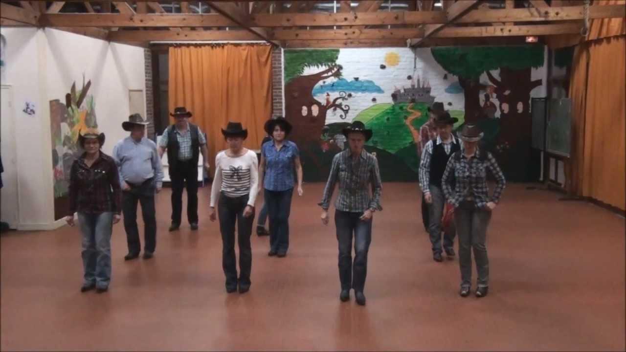 JAMBALAYA Line Dance