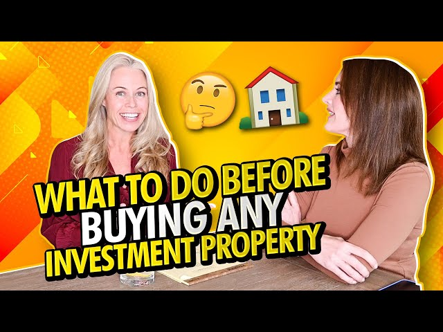 7 Things To Know Before Buying ANY Investment Property or Rental Property 🏠