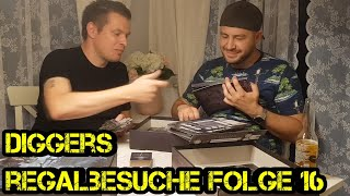 Regalbesuche - Digger bei Euch zu Gast - Folge 16 - Christian - Brettspiele - Boardgame Digger
