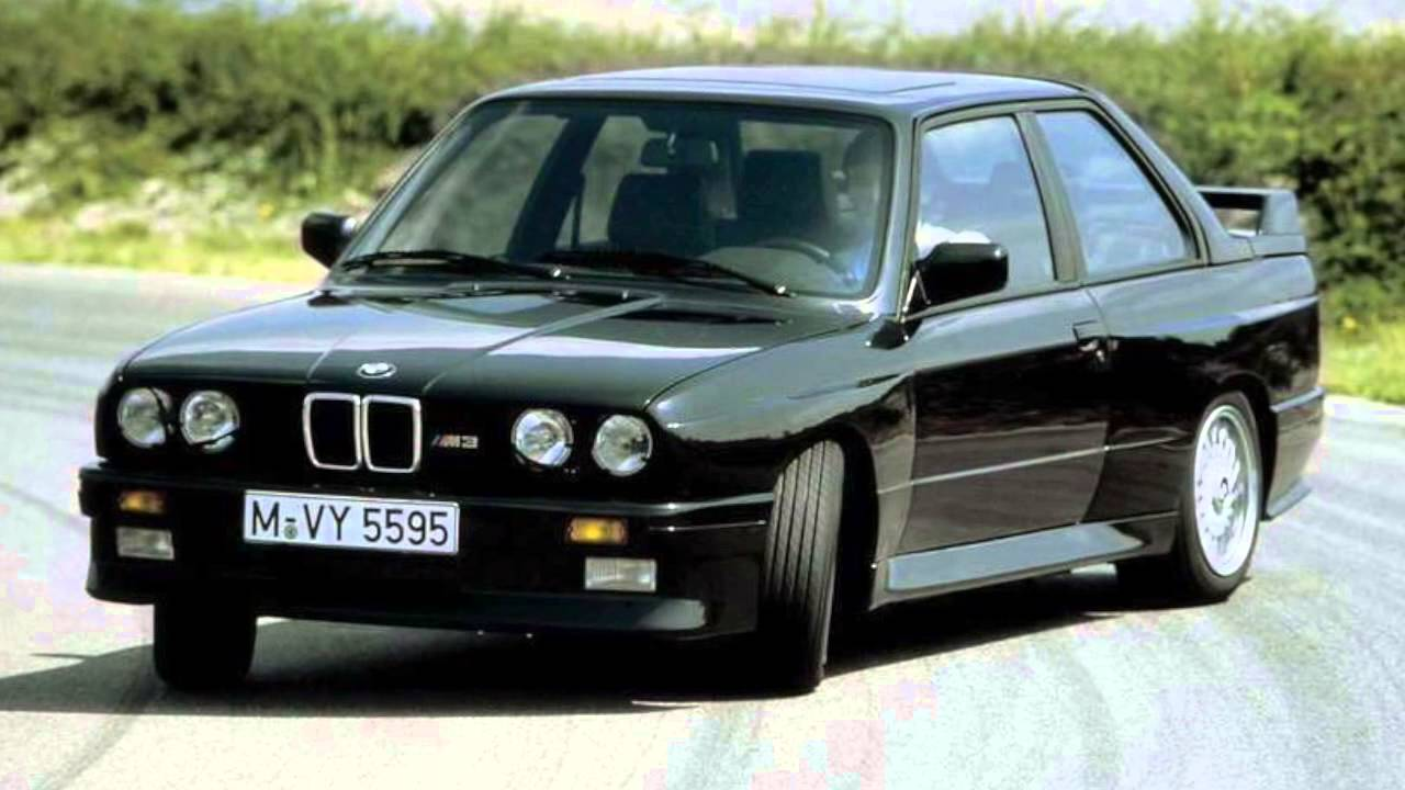 BMW M3 Year 1987 - YouTube