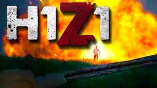 """H1Z1 - """"DOME PIECE KILLER!"""" - Battle Royale Final Battles!"""