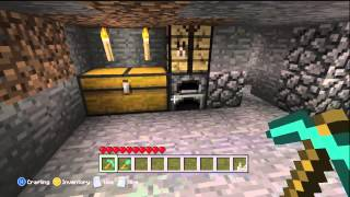 How to find Diamonds in Minecraft for Xbox 360!