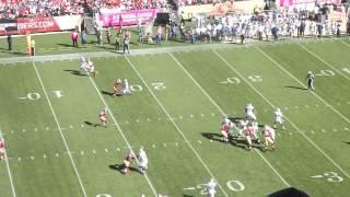 49ers vs Bills Chris Culliver Interception