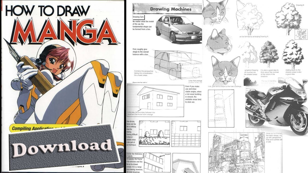 How To Draw Manga Vol 3 Compiling Application And Practice Preview