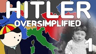 Hitler - OverSimplified Part 1 - Vietsub