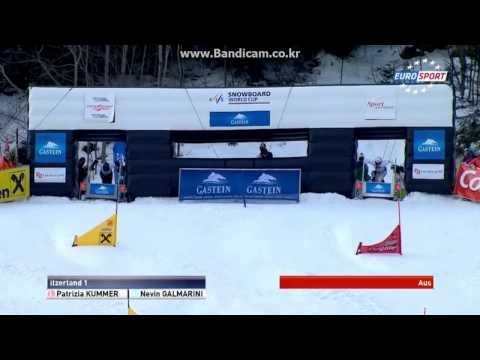 2015 FIS Snowboard World Cup Bad Gastein Parallel Slalom   Mixed Team Event