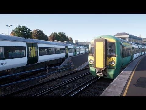 Train Sim World 2020 - French Connection  